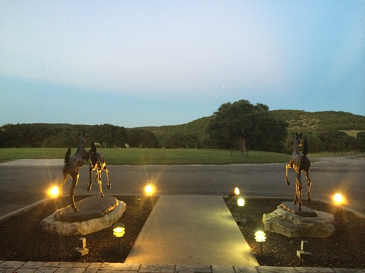 Double Diamond Equestrian Center is impressive, but more importantly, it is functional.